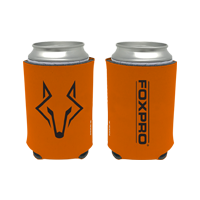 Orange FOXPRO® Koozie®